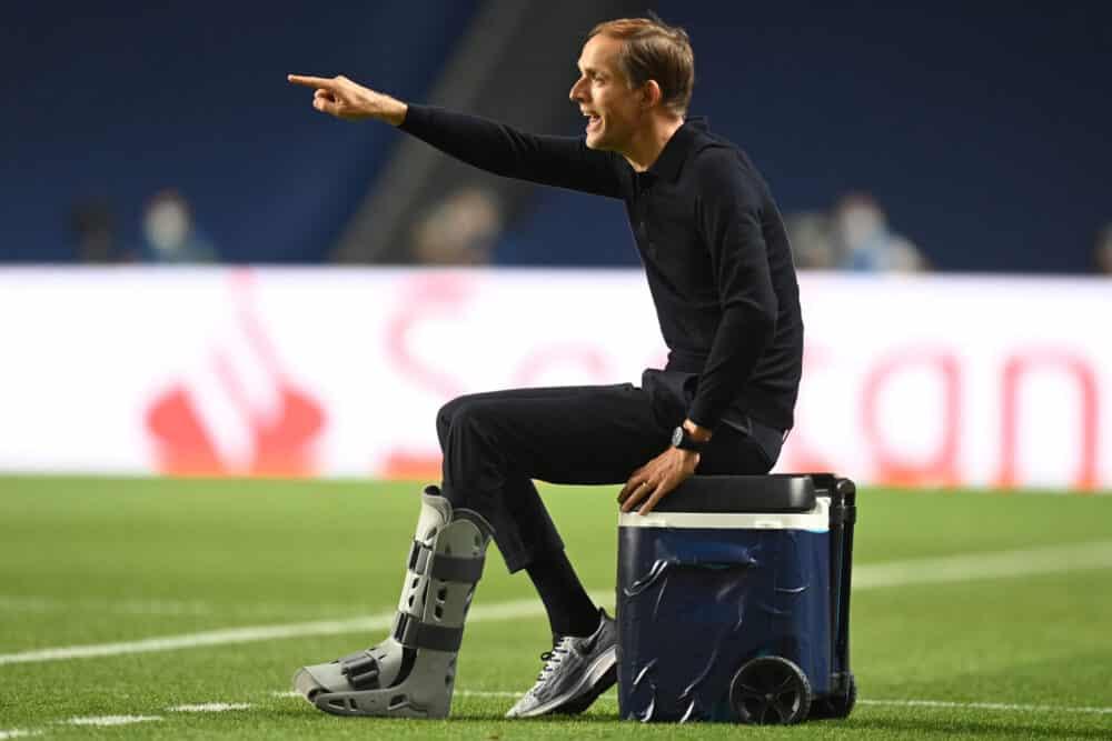 Tuchel, PSG-Bayern Monaco