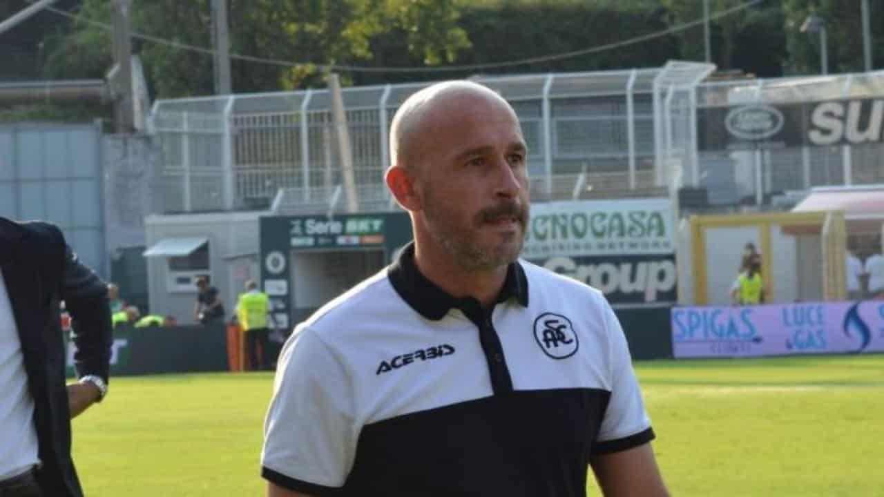 Vincenzo Italiano allenatore dello Spezia
