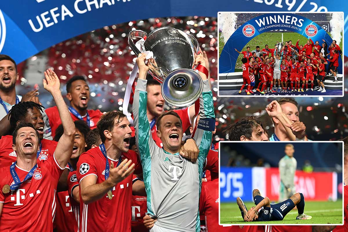 PSG-Bayern Monaco 0-1, apoteosi Coman: Mbappè e Neymar si arrendono in finale