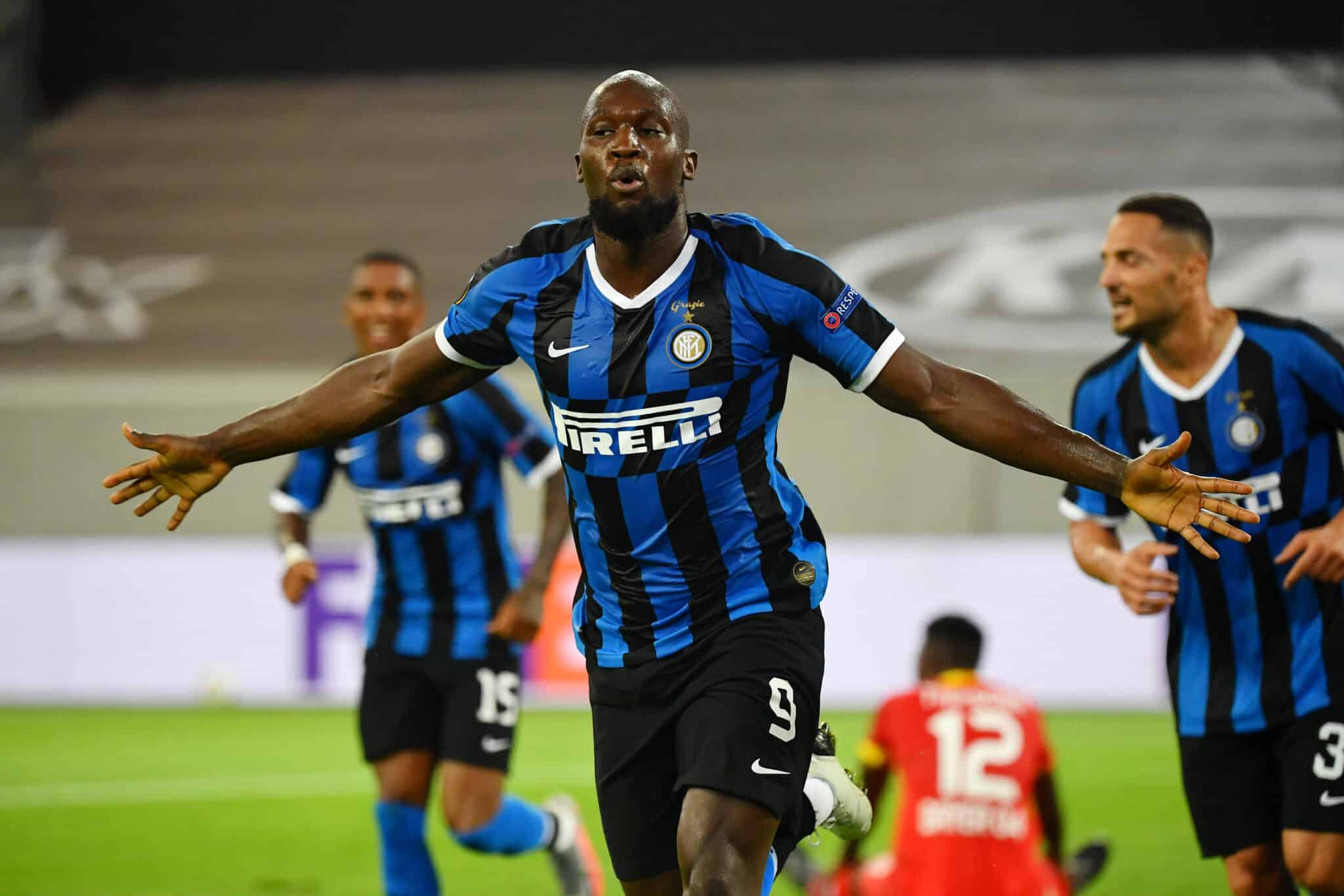 Lukaku attaccante dell'Inter