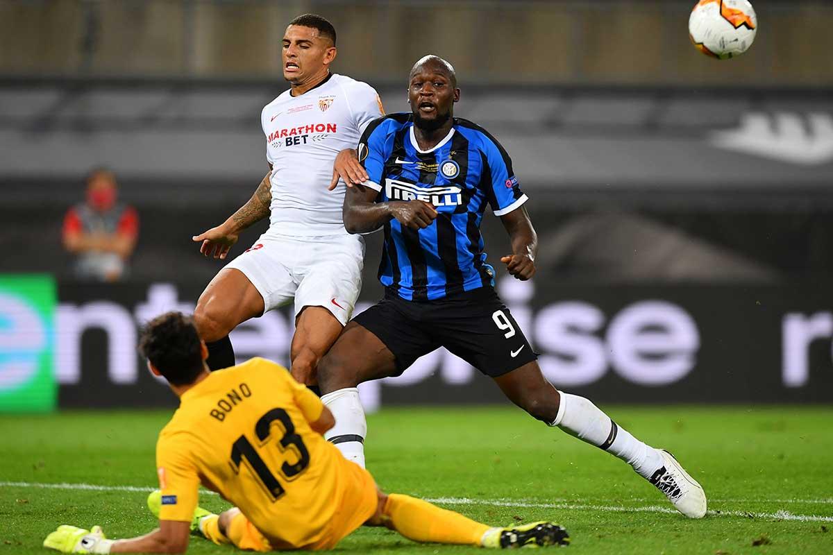 Lukaku, attaccante dell'Inter