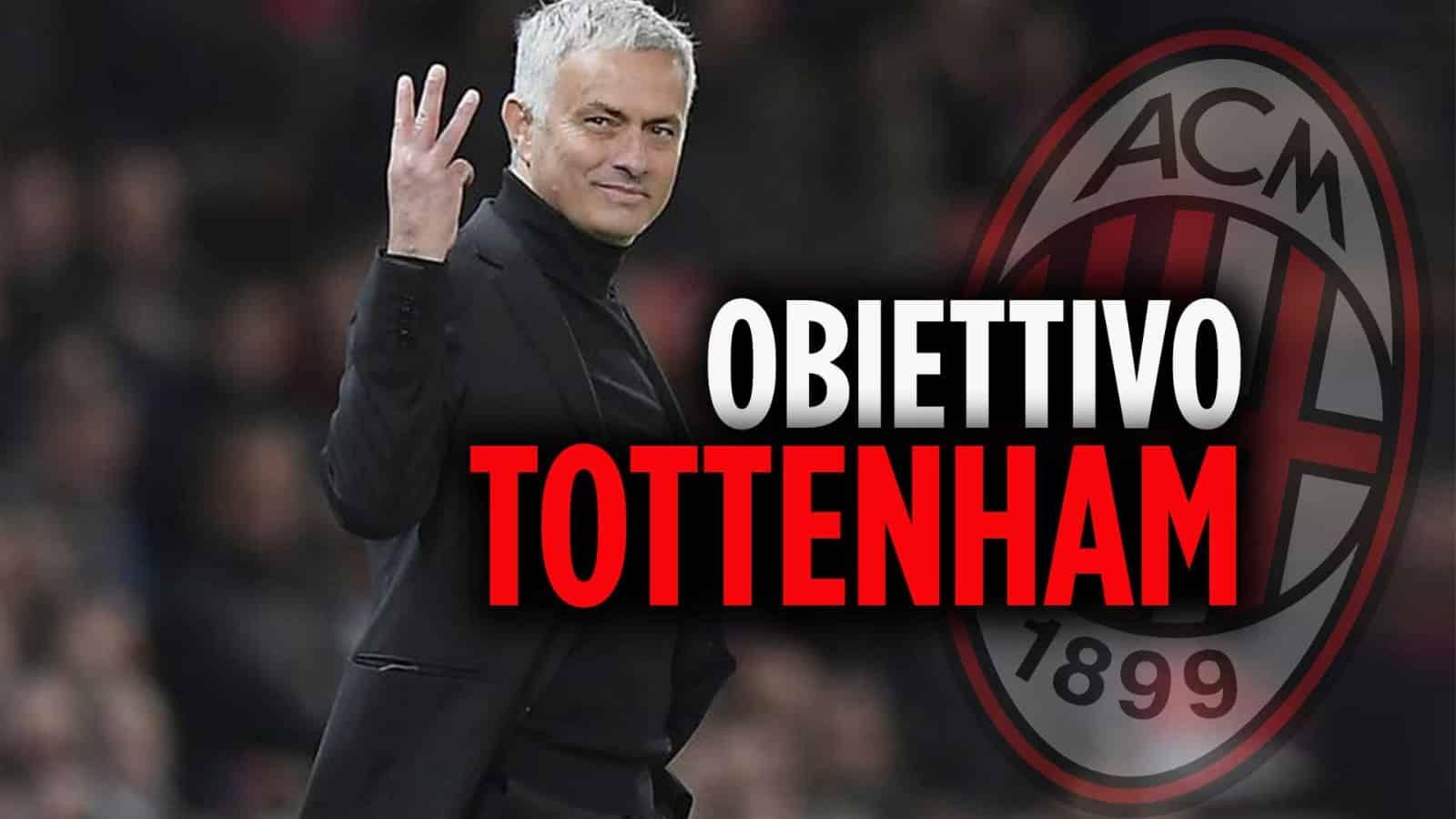 Milan Calciomercato Mourinho