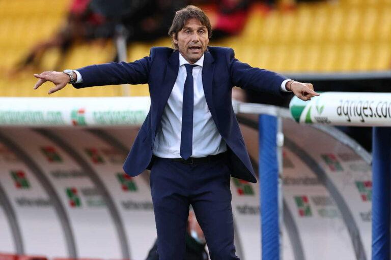"""Antonio Conte: """"Questa Inter mi piace. Scudetto? Occhio al Napoli…"""""""
