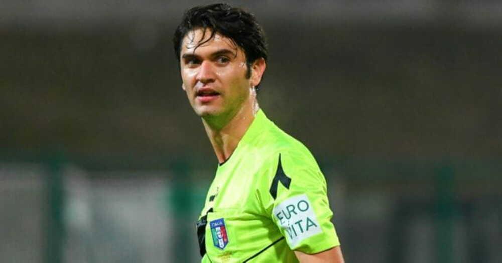 Daniele De Santis, ex arbitro di Lega Pro