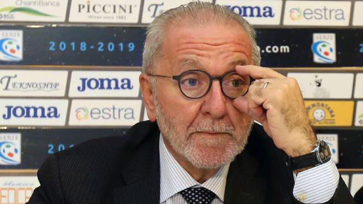 """Lega Pro, Ghirelli: """"Nuovo logo? Il cambiamento è il marchio del nostro operato"""""""