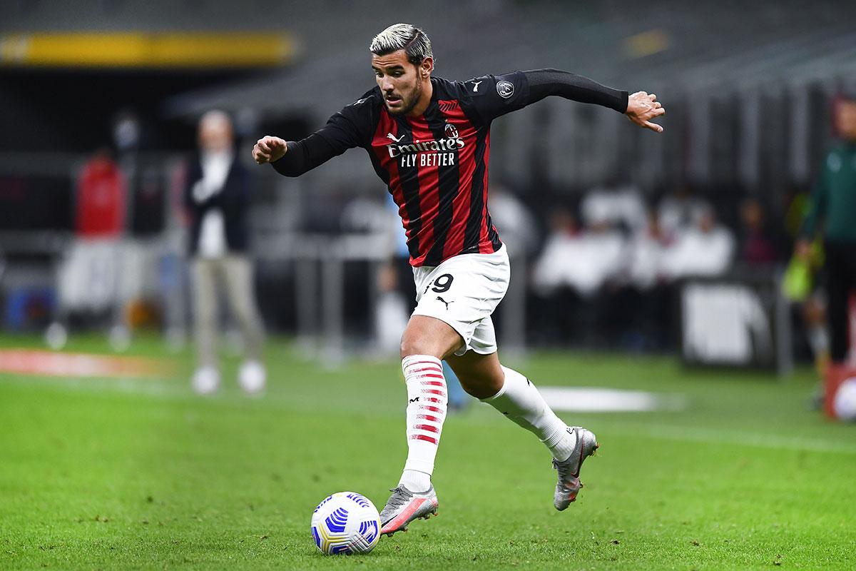 Theo Hernandez giocatore del Milan