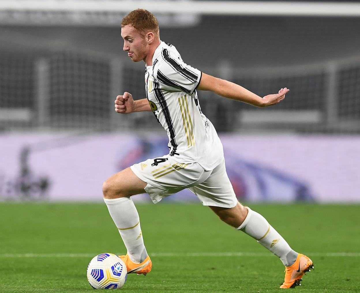 Dejan Kulusevski, attaccante della Juventus @imagephotoagency