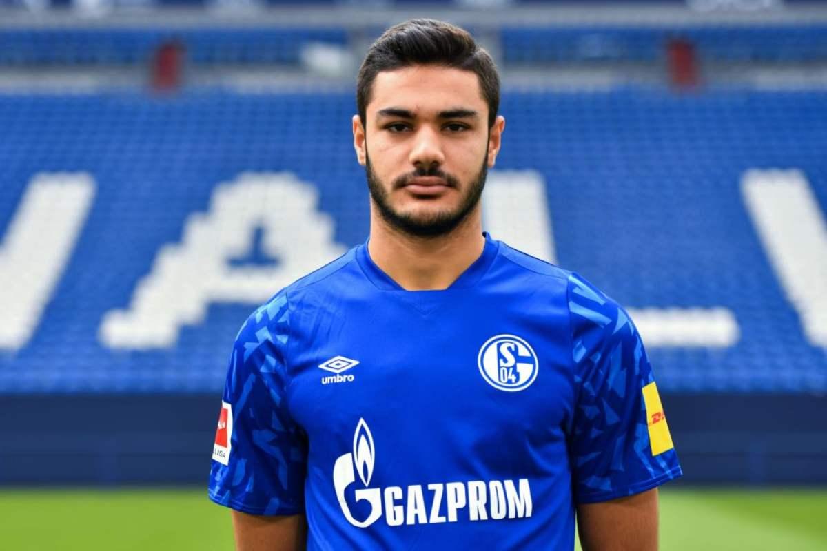 Ozan Kabak, difensore dello Schalke 04