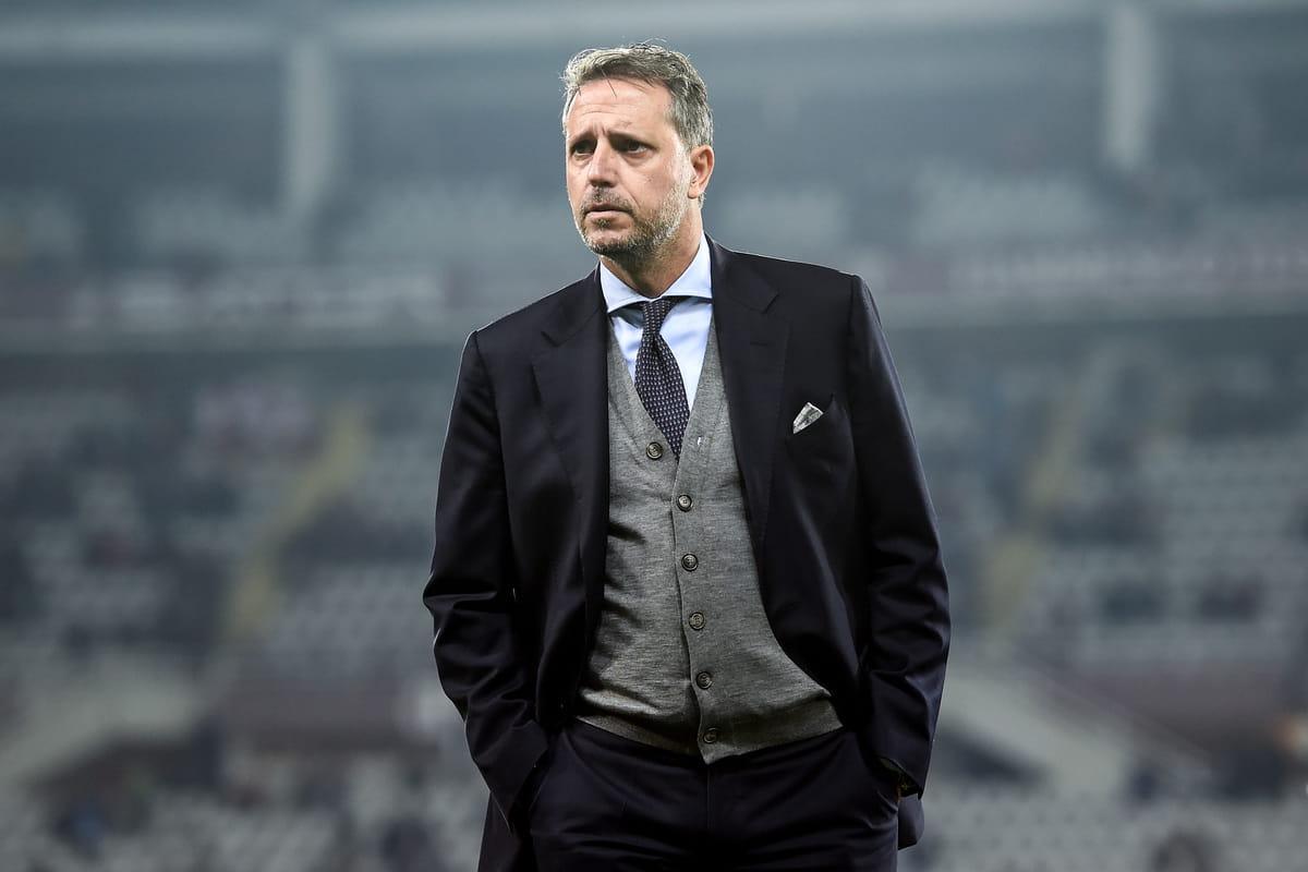 Fabio Paratici dirigente della Juventus