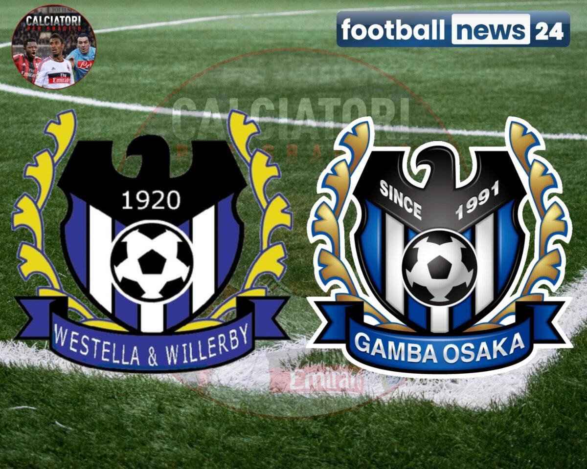 Gamba Osaka e Westella