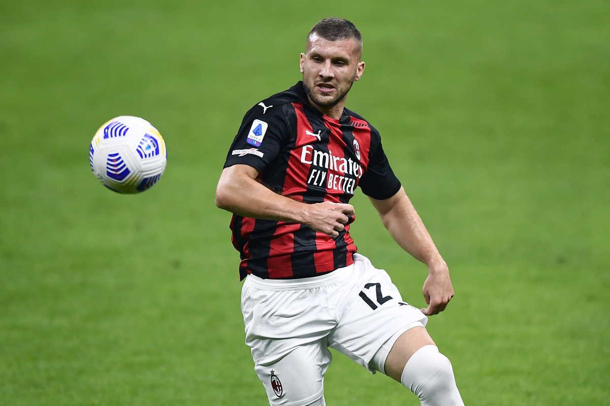 Ante Rebic, attaccante del Milan @imagephotoagency