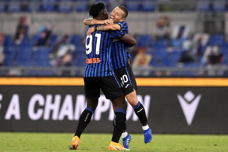 Lazio-Atalanta 1-4: Papu Gomez porta il sogno, per lo scudetto anche i nerazzurri