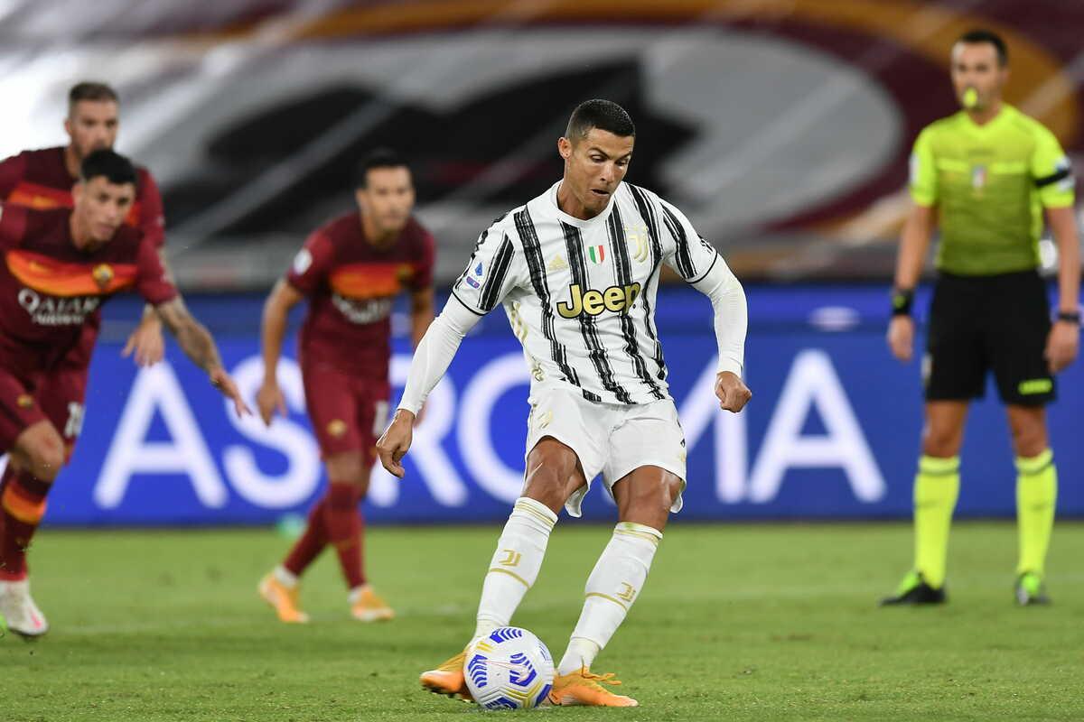 Cristiano Ronaldo, attaccante della Juventus @imagephotoagency