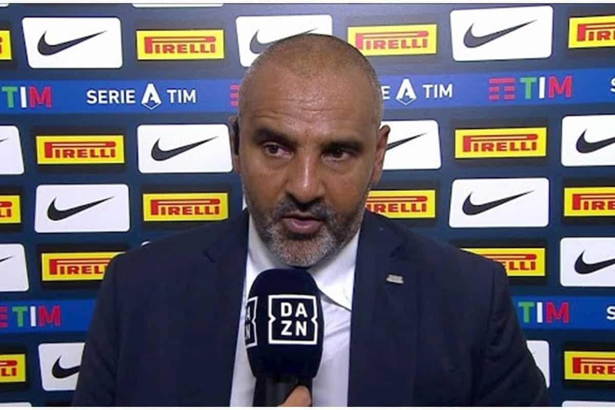 Fabio Liverani, neo allenatore del Parma