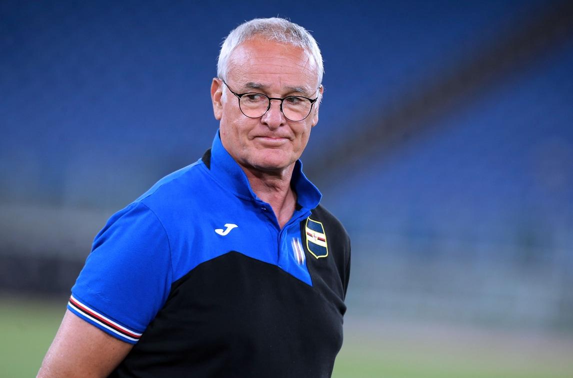 Claudio Ranieri (Sampdoria)