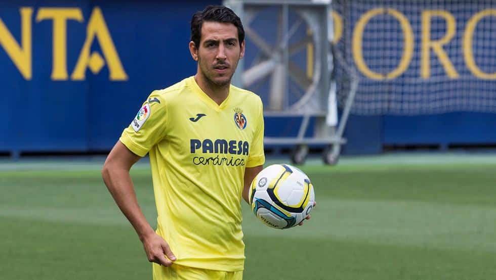 Dani Parejo, centrocampista del Villareal