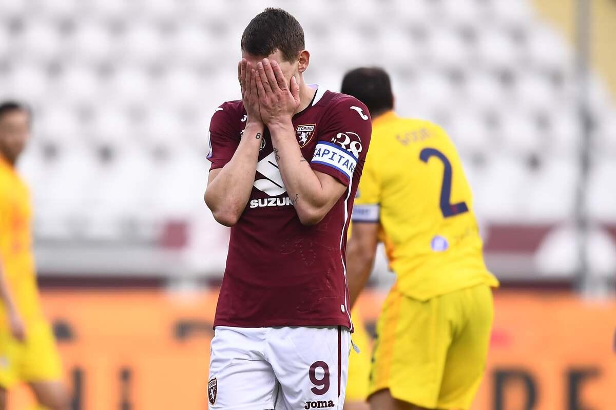 Torino-Cagliari 2-3: non basta Belotti ai granata @imagephotoagency