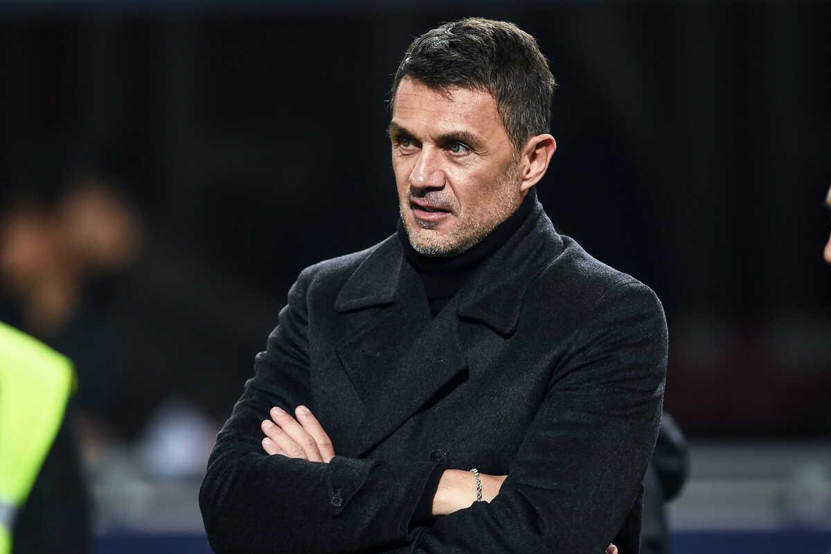 Paolo Maldini, responsabile dell'area tecnica del Milan (foto by @imagephotoagency)