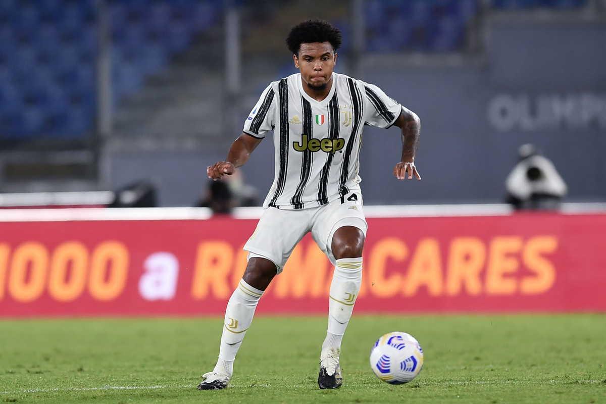 Weston McKennie, centrocampista della Juventus in prestito dallo Schalke 04 @imagephotoagency