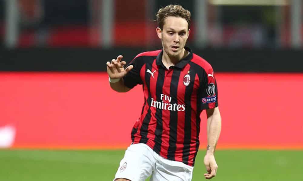 Alen Halilovic, centrocampista del Milan