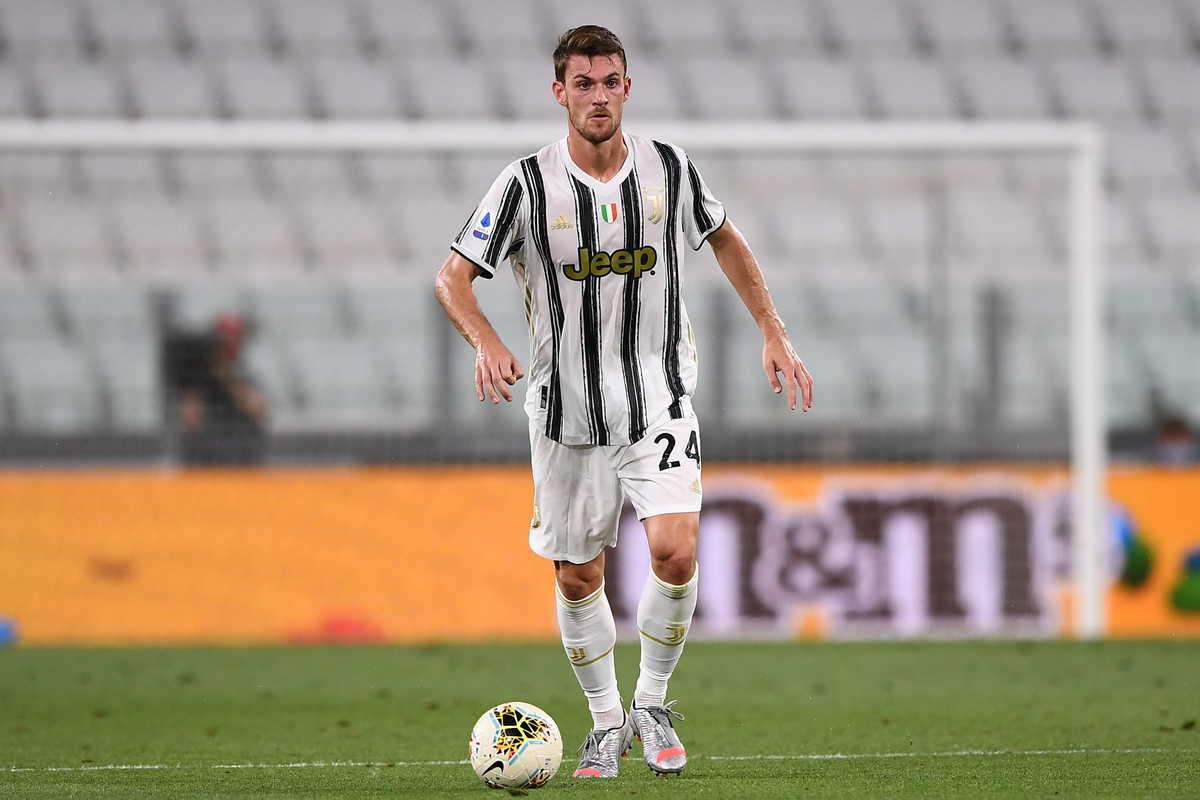 Daniele Rugani difensore della Juventus, in prestito al Rennes @Image Sport