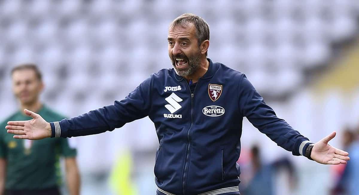 Marco Giampaolo, allenatore del Torino @imagephotoagency