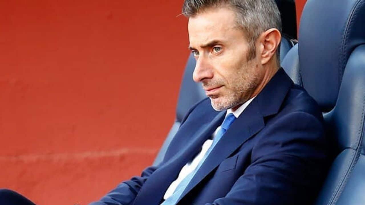 Andrea Berta, direttore sportivo dell'Atletico Madrid