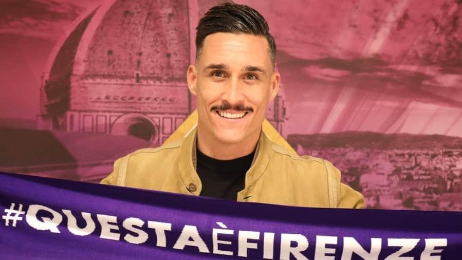 Jose Maria Callejon, attaccante della Fiorentina
