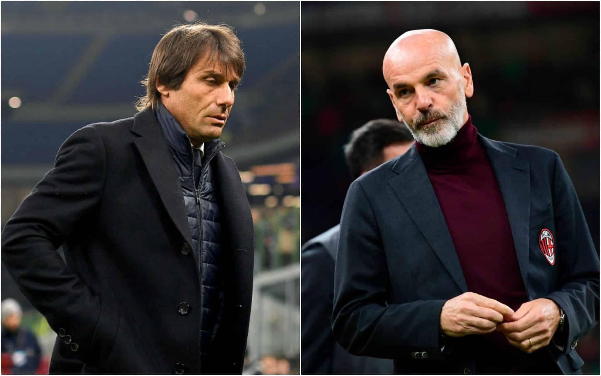 Milan e Inter sfidano la Juventus