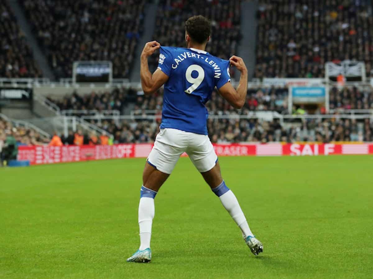 Calvert Lewin, attaccante dell'Everton