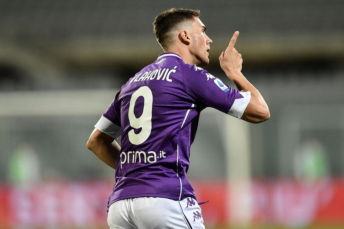 Dusan Vlahovic (Fiorentina)