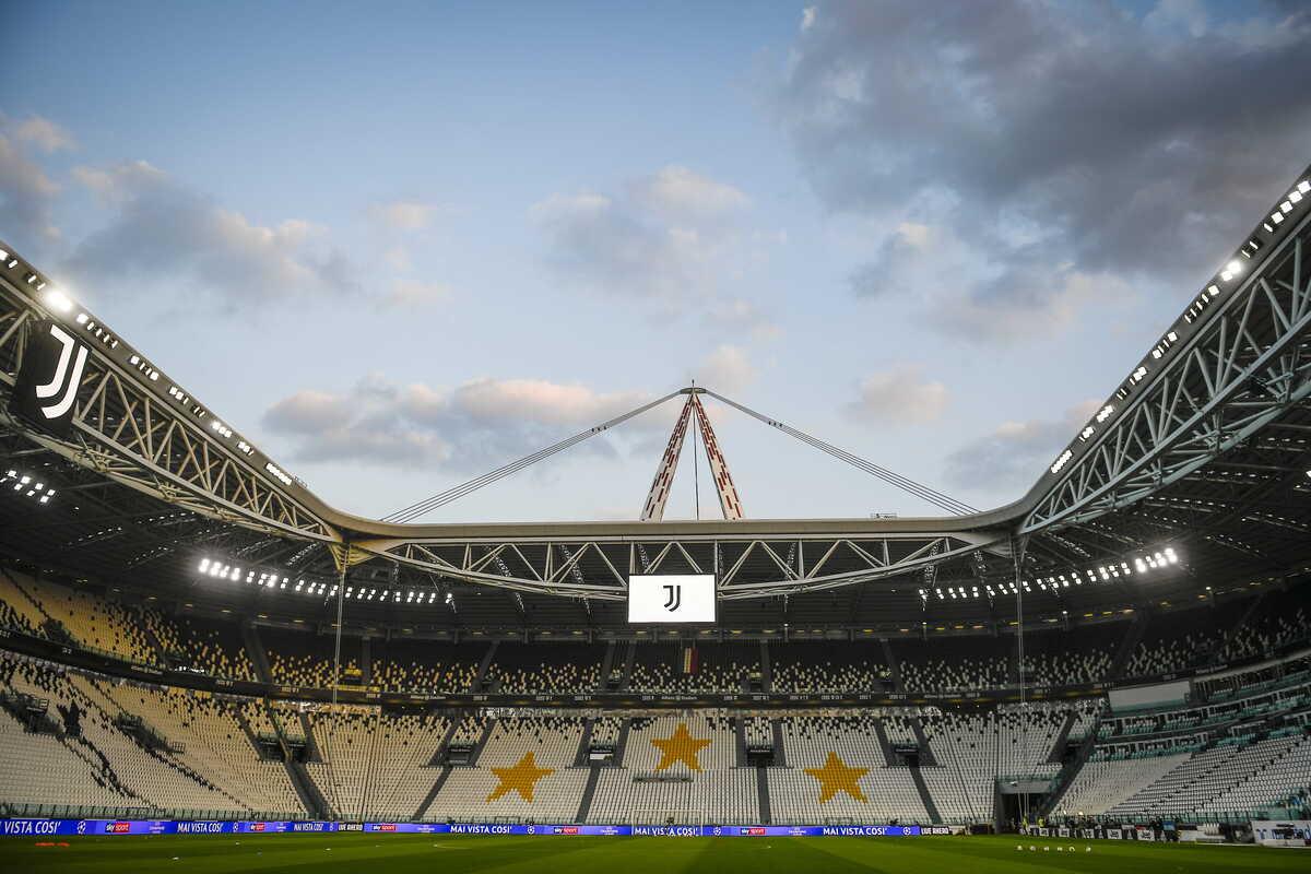 L'Allianz Stadium di Torino, impianto sportivo di proprietà della Juventus @imagephotoagency