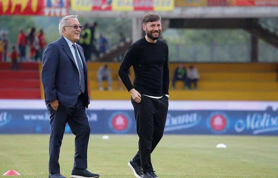 Pasquale Foggia, Ds del Benevento
