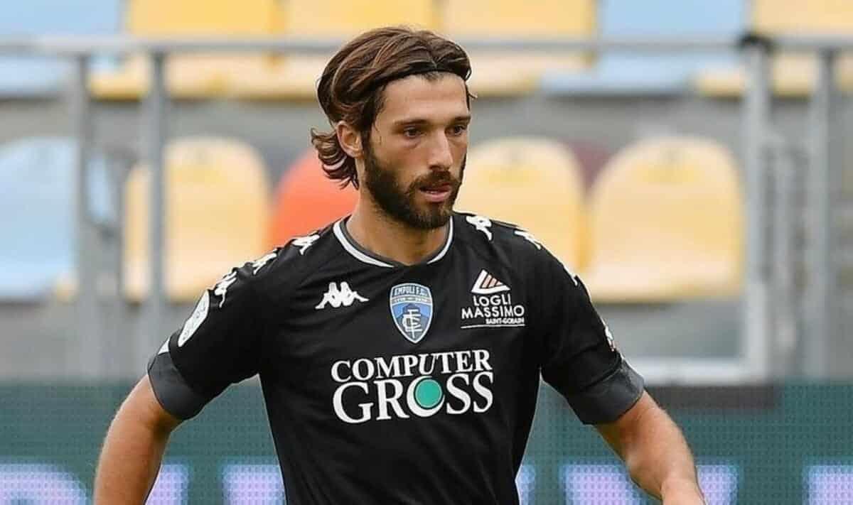 Leonardo Mancuso, attaccante dell'Empoli @imagephotoagency
