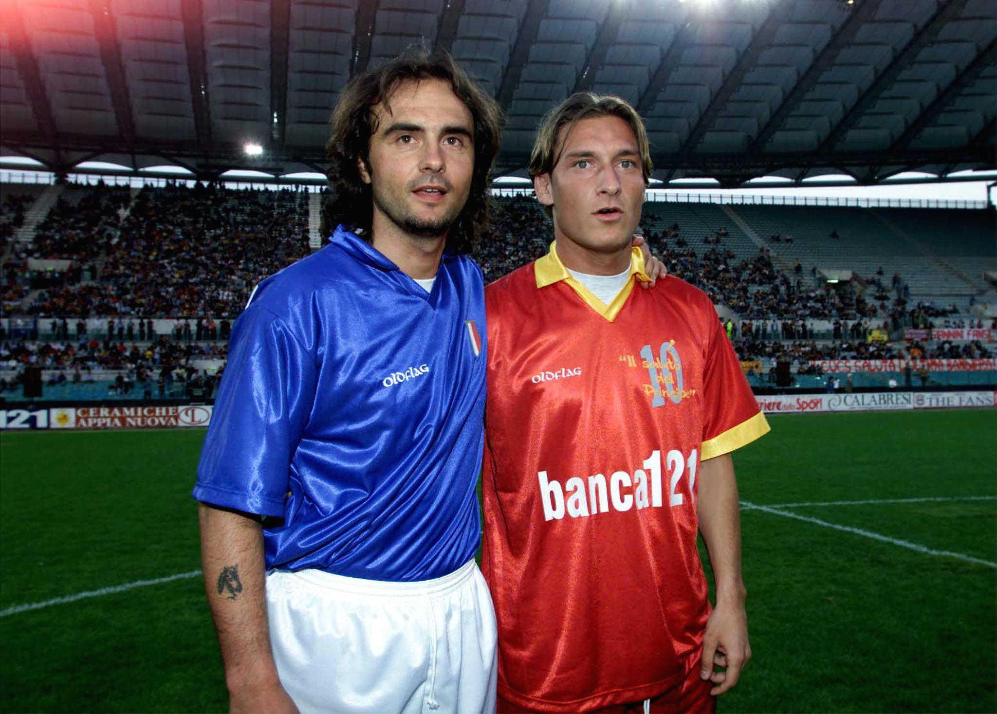 Giuseppe Giannini, ex giocatore della Roma
