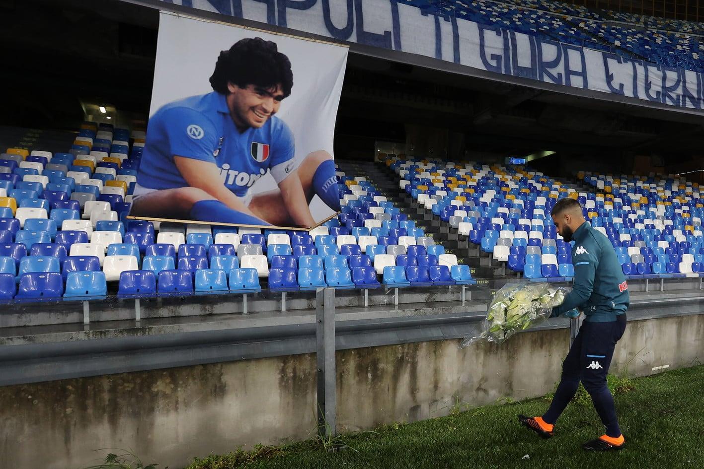 Napoli, al via le procedure per il uovo stadio Diego Armando Maradona