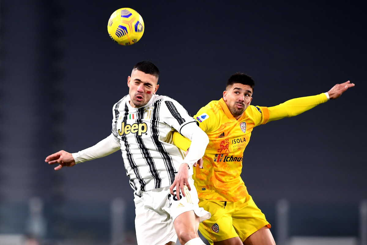 Merih Demiral, difensore della Juventus @imagephotoagency