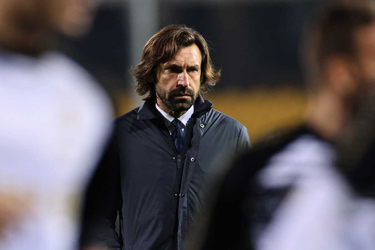 Andrea Pirlo, allenatore della Juventus @imagephotoagency