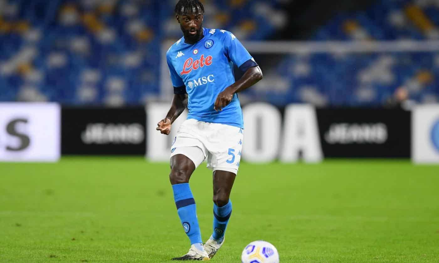 Bakayoko, centrocampista del Napoli
