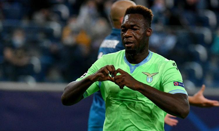 Caicedo, attaccante della Lazio