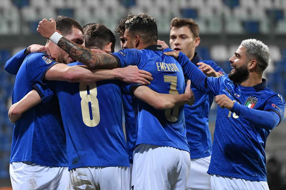 Mondiali 2022, Italia testa di serie al sorteggio delle qualificazioni @imagephotoagency