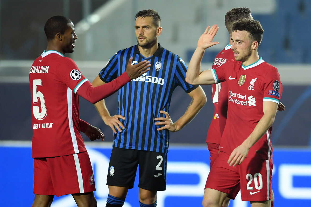 Diogo Jota, giocatore del Liverpool @imagephotoagency