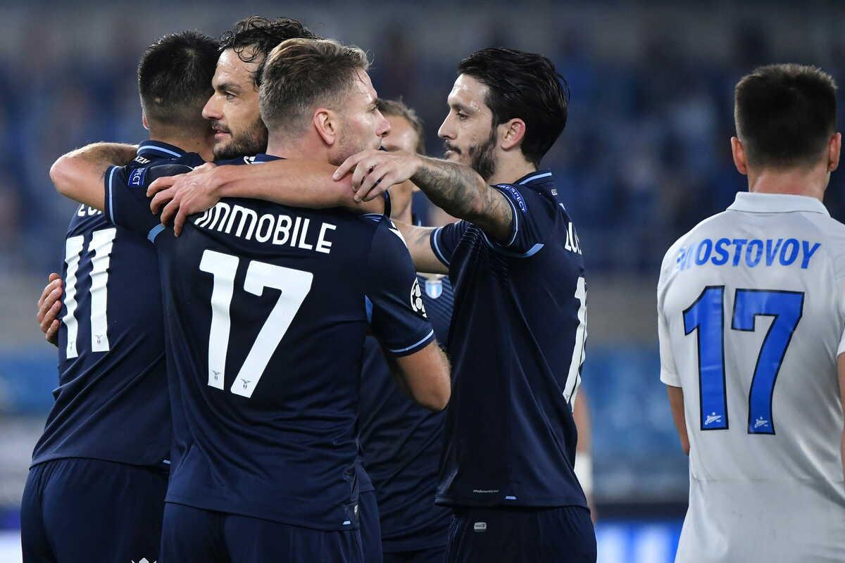 Lo Spezia ospita la Lazio nella gara inaugurale della decima giornata di Serie A @imagephotoagency
