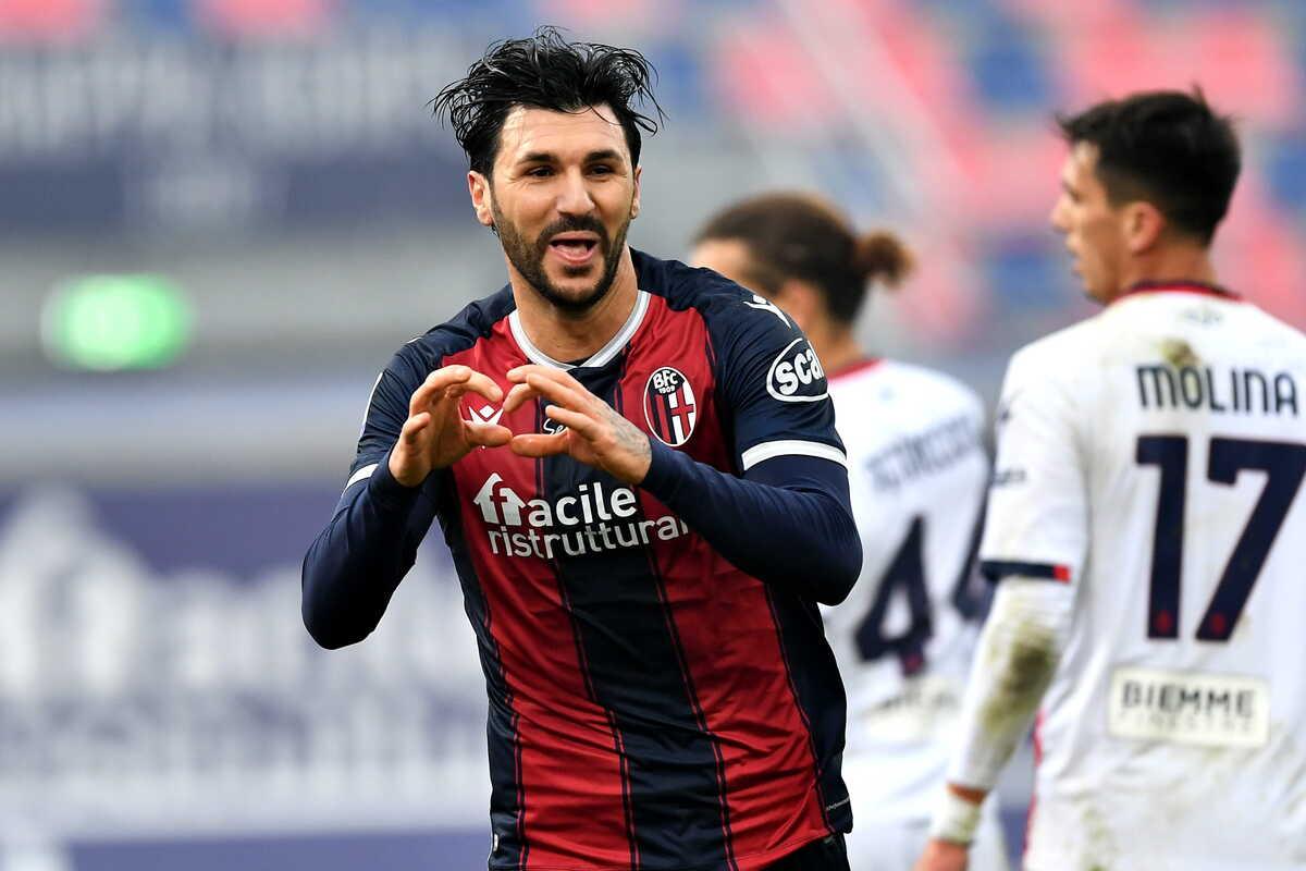 Roberto Soriano, centrocampista del Bologna @imagephotoagency