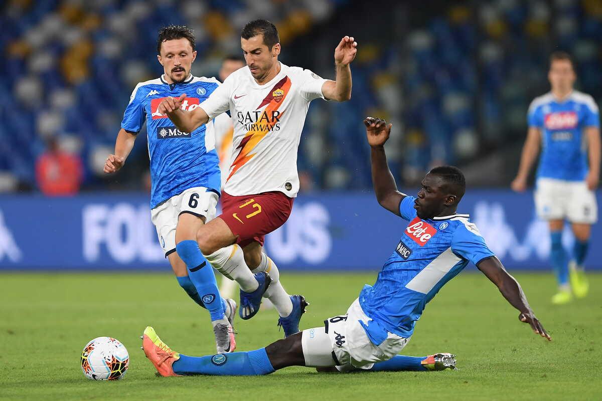 Napoli-Roma, nona giornata di Serie A: dove vedere in diretta tv e streaming gratis il big match del San Paolo