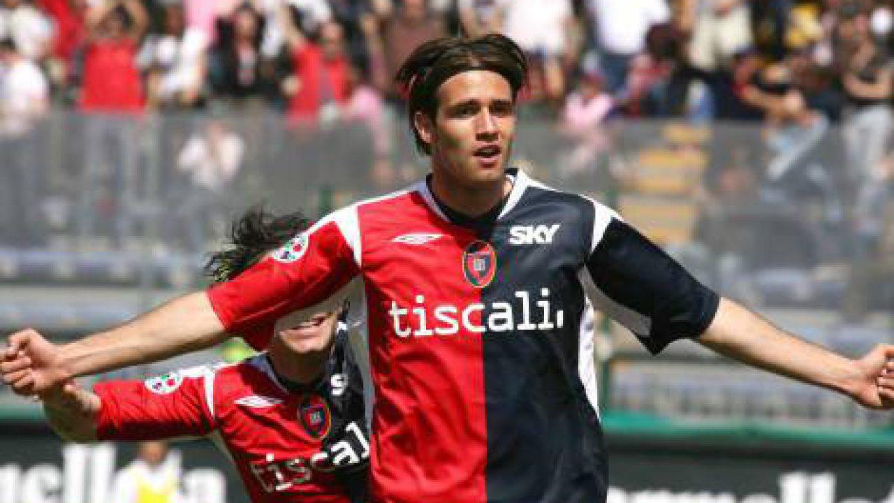 Robert Acquafresca, ex giocatore di Bologna e Cagliari