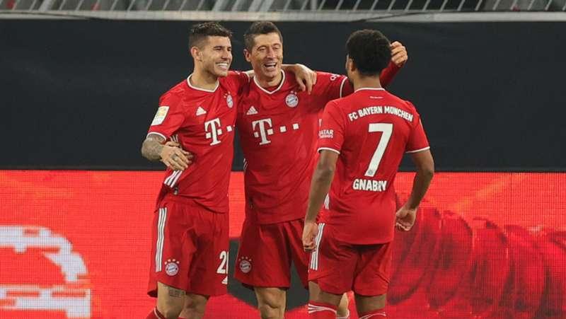 Lewandowski attaccante del Bayern Monaco