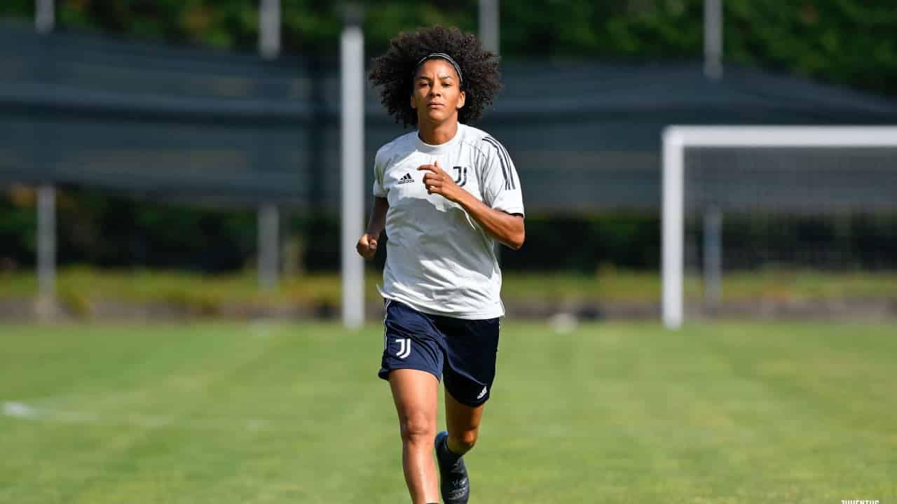 Juventus, Sara Gama: dal campo alla vicepresidenza dei calciatori