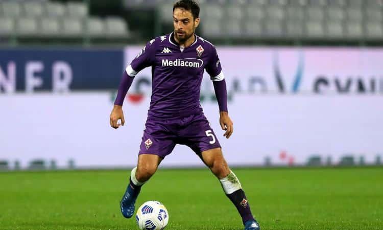 Giacomo Bonaventura, centrocampista della Fiorentina