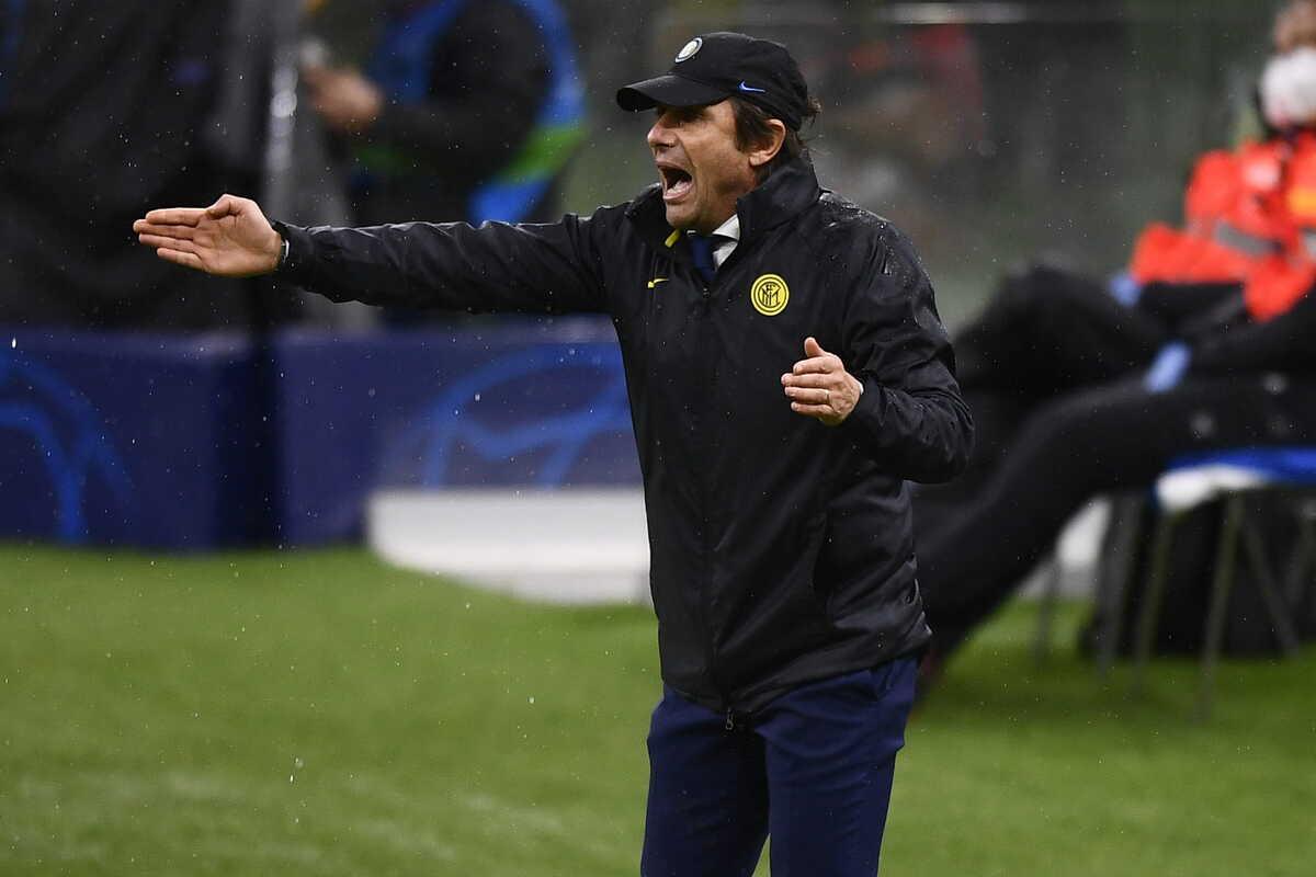 Antonio Conte, tecnico dell'Inter @Image Sport